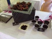Chocolate Truffle Squares